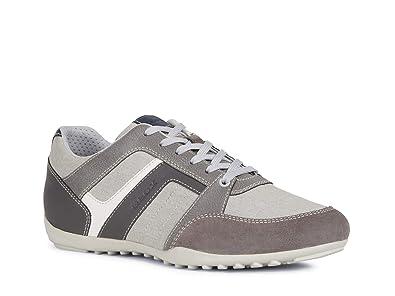 Geox Uomo Scarpe Stringate Basse U GARLAN, Uomini Sneaker