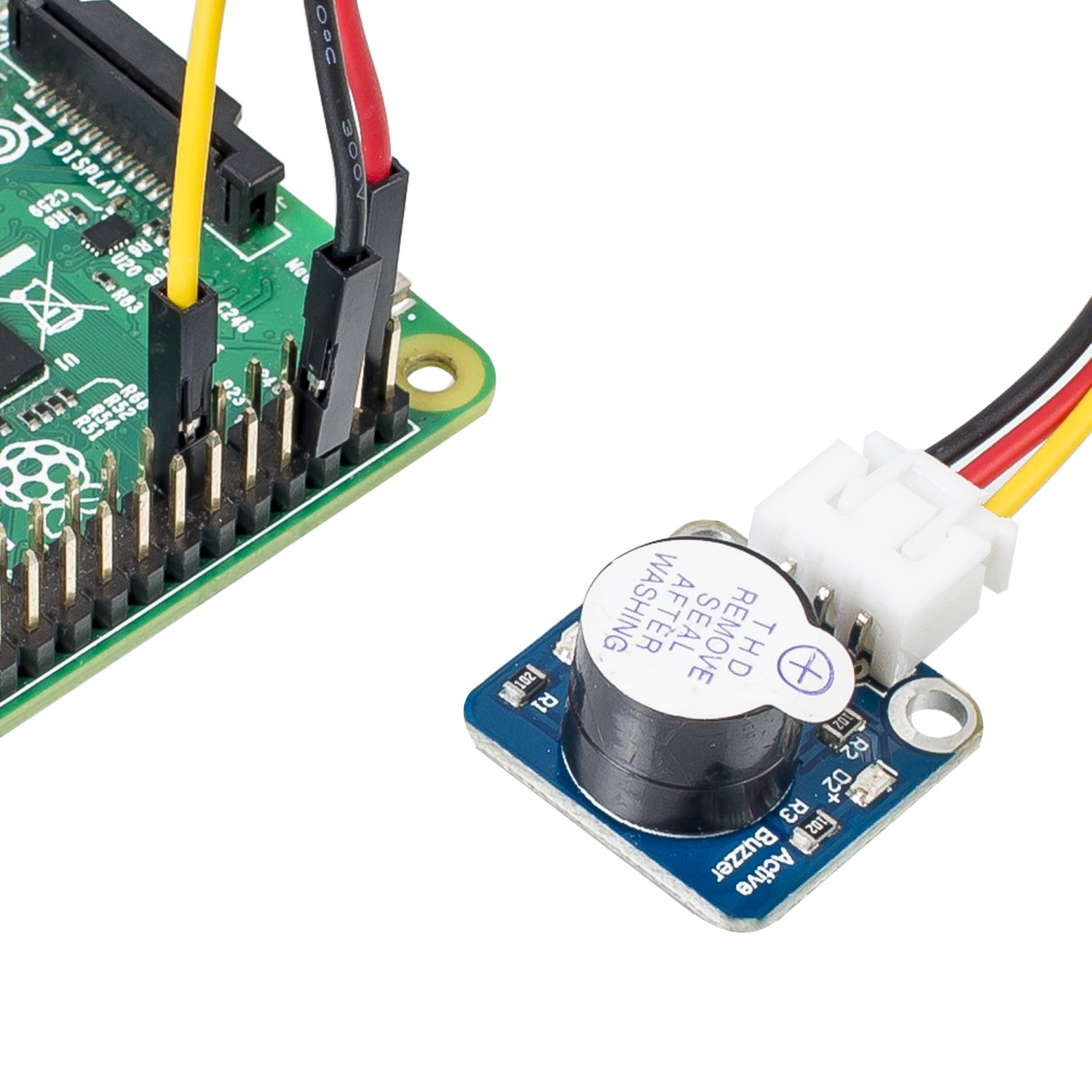 Details about SunFounder Active buzzer Module for Arduino Projects &  Raspberry Pi