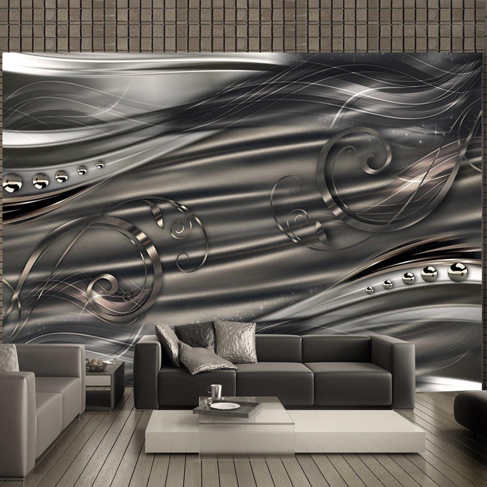 Murando - Fototapete 400x280 cm - Vlies Tapete - - - Moderne Wanddeko - Design Tapete - Wandtapete - Wand Dekoration - Abstrakt Gold a-A-0084-a-d B010DOZJXU Wandtattoos & Wandbilder fd9b54