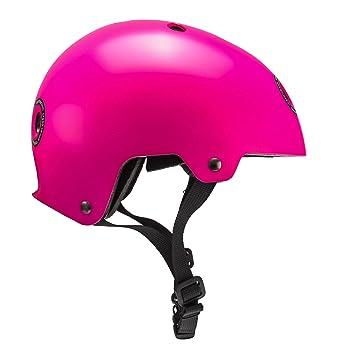 Urge UBP14108Y - Casco de ciclismo infantil para bicicleta BMX, color rosa