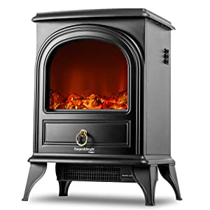 Harper & Bright Designs Electric Fireplace Stove