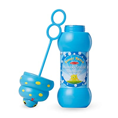 Melissa & Doug Sunny Patch Mombo Snake Bubbles: Melissa & Doug: Toys & Games