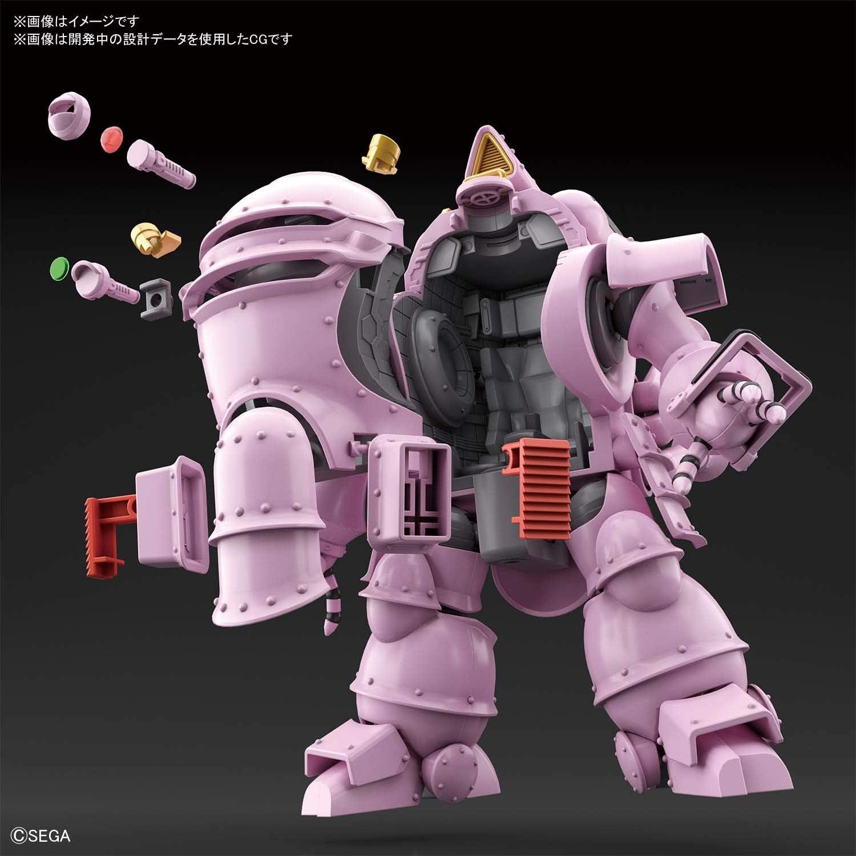 Bandai Spirits Sakura Wars Kobu-Kai Sakura Shinguji Type HG 1//20 Model Kit USA