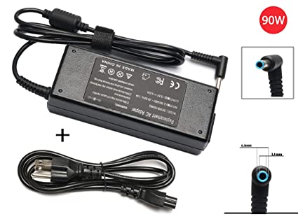 ROLADA 90W AC Adapter Laptop Charger for HP Envy Touchsmart Sleekbook 15 17 M6 M7 Series; HP Pavilion 11 14 15 17, HP Stream 11 13 14, HP Elitebook ...