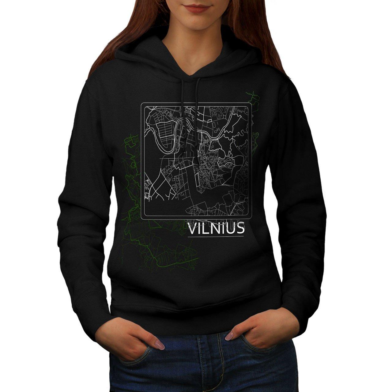 wellcoda Born Make History Mens Sweatshirt Cool Casual Jumper