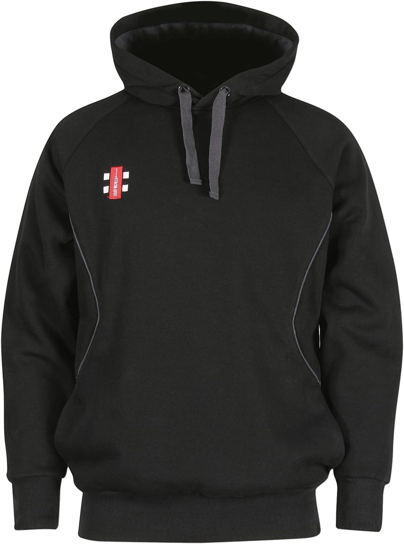 Gray-Nicolls New Cricket Storm Top Players Athletic Training Hooded Sweatshirt