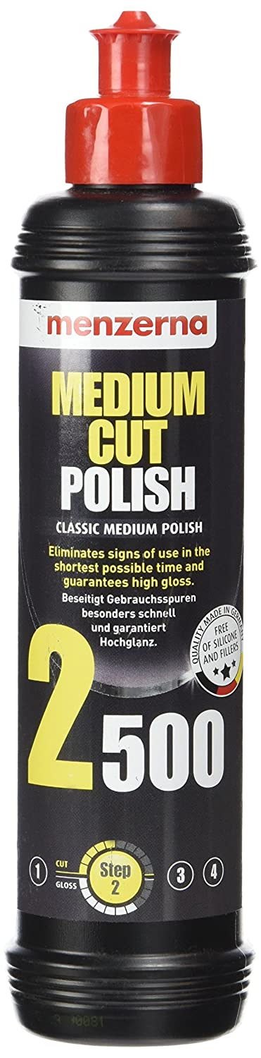 Menzerna Allroundpolitur Polishing Paste Medium Cut Polish 2500 22828.281.001