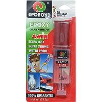 Epobond Epoxy Clear Glue 23.2G, Transparent