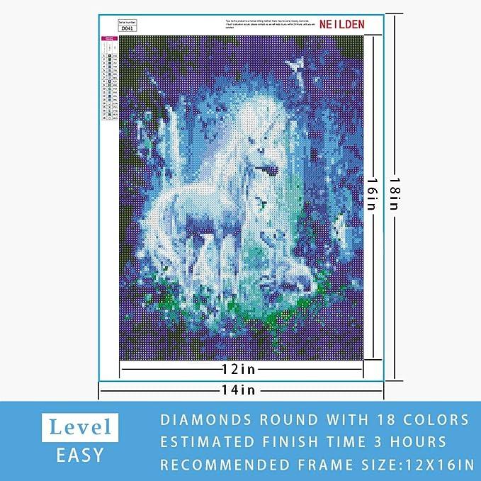 DIY 5D Diamond Painting Full Drill Rhinestone Embroidery Cross Stitch Supply Arts Craft Wall Decor Bulldog 15.7x11.8in 1 Pack By Light S Direct