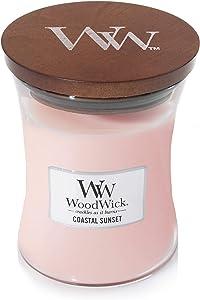 WoodWick 5038581058177 Candle Medium Coastal Sunset 92049E, one Size.