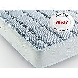 Dormeo Memory Plus, Memory Foam Mattress