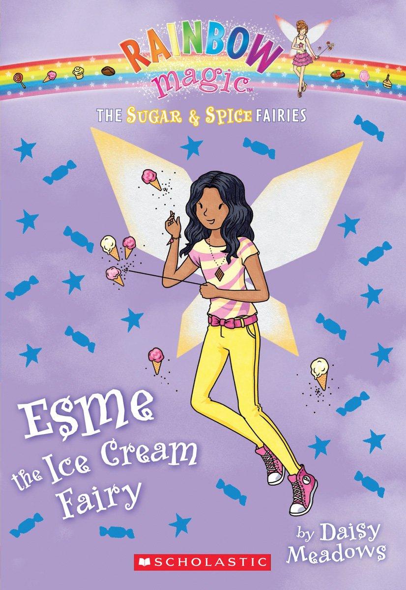 Download The Sugar & Spice Fairies #2: Esme the Ice Cream Fairy ebook