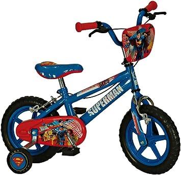 YAKARI WB12056 SUPERMAN 12 frenos de bicicleta BMX 2: Amazon.es ...