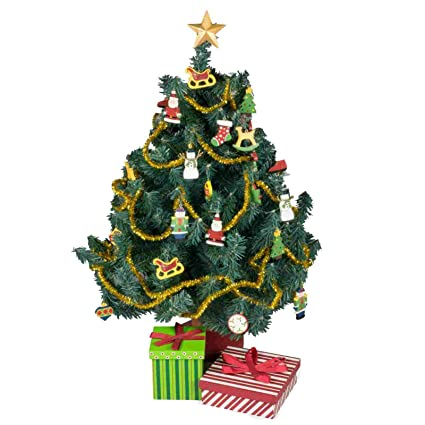 the queens treasures 18 doll furniture accessories for american girl christmas tree - Christmas Decorations For American Girl Dolls