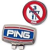 ピン PING ラウンド小物 NO3パットマーカー