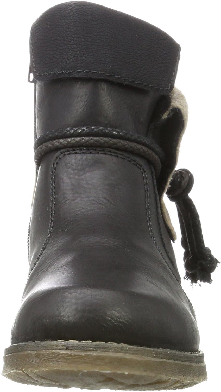 Rieker Damen Kurzschaft Stiefel