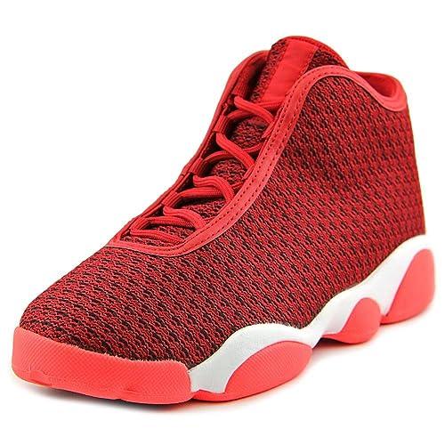 Nike Zapatillas de Baloncesto para Niños, Rojo (Gym White-TM ...