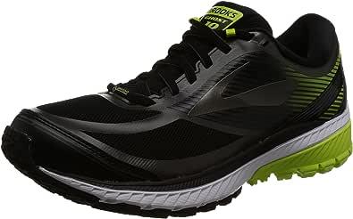 Brooks Ghost 10 GTX, Zapatillas de Running para Hombre, Negro (Blackebonylimepopsicle 1d078), 42 EU: Amazon.es: Zapatos y complementos