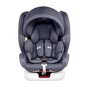 Silla de coche Discover Dual Giratoria Grupo 0/1/2/3,Innovaciones MS: Amazon.es: Bebé
