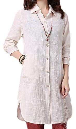 Frieda Fashion - Camisas - Básico - para mujer