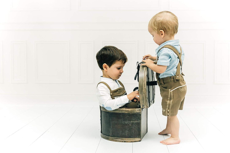 Babylederhose BOPSER aus Baumwolle Mogo.cc