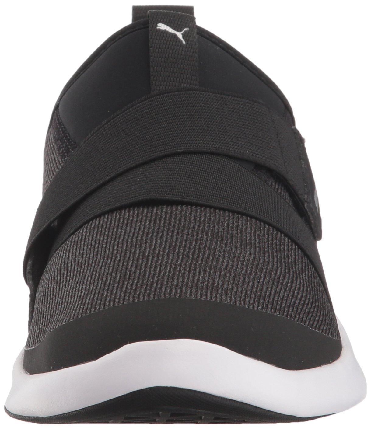 PUMA Women's Dare Ac Sneaker B073WGSV1F 10.5 B(M) US|Puma Black-puma Silver