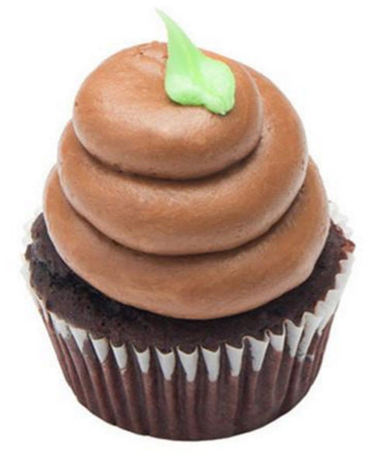 Vegan Cupcakes - Chocolate Dessert - 12 Pack - Baked Fresh Day of Order by House of Cupcakes