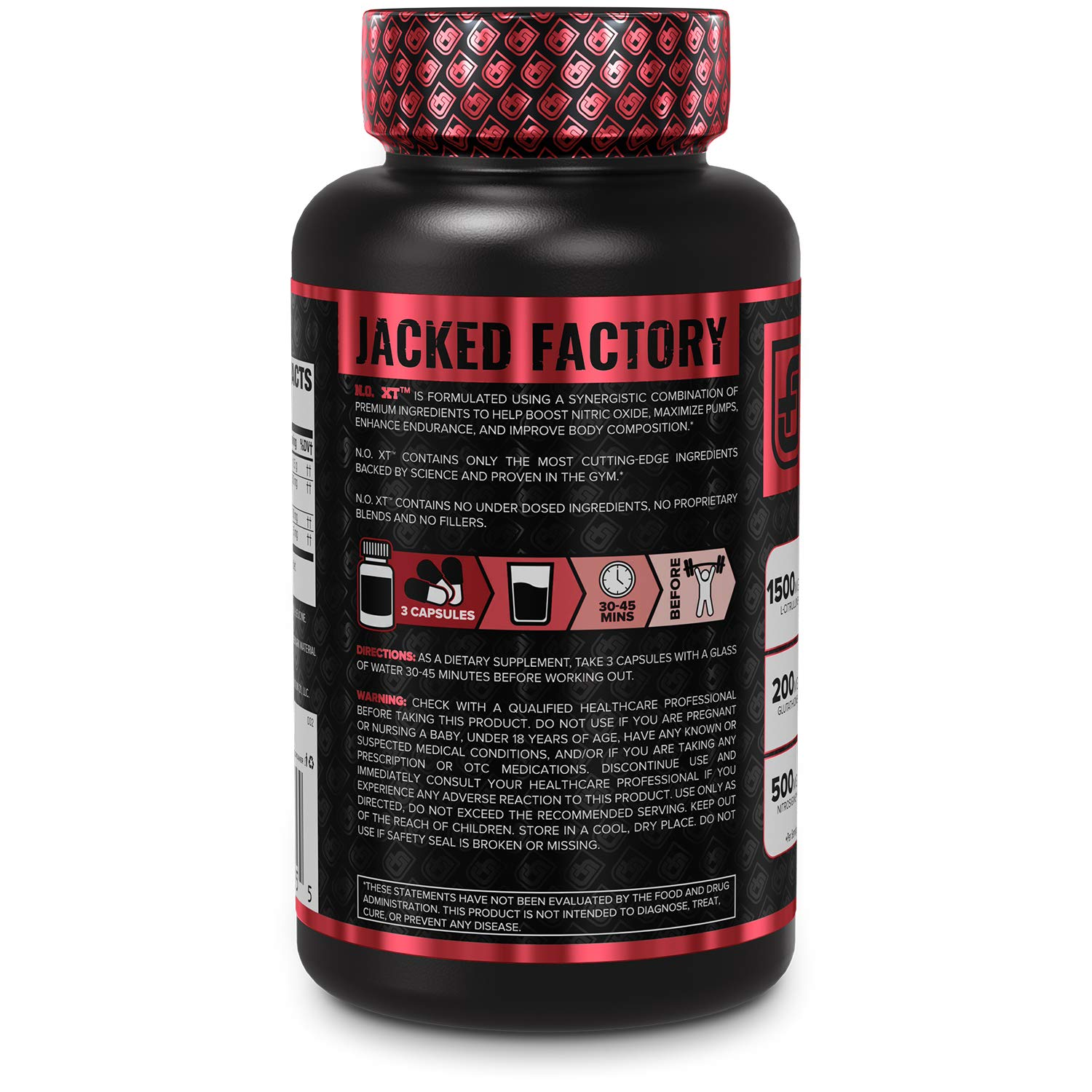 what contains nitric oxide
