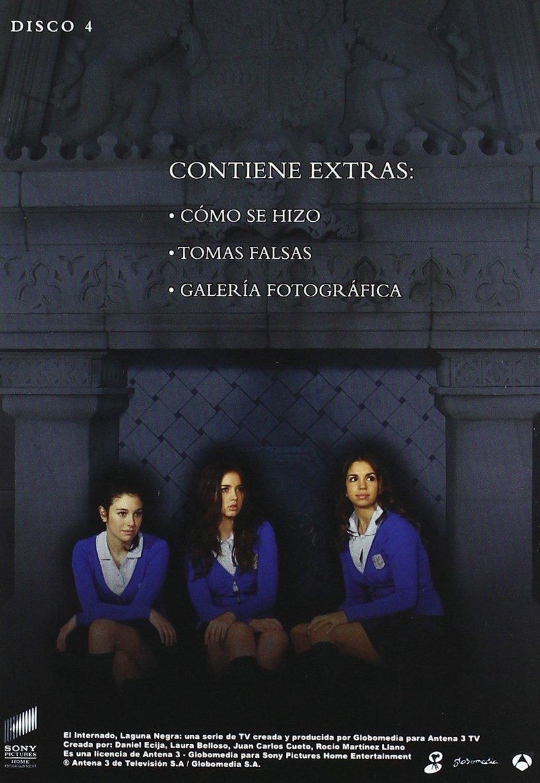 Internado,El Segunta Temporada Eci [DVD]: Amazon.es: Cine y ...