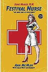 June Magee, R.N., Festival Nurse Paperback