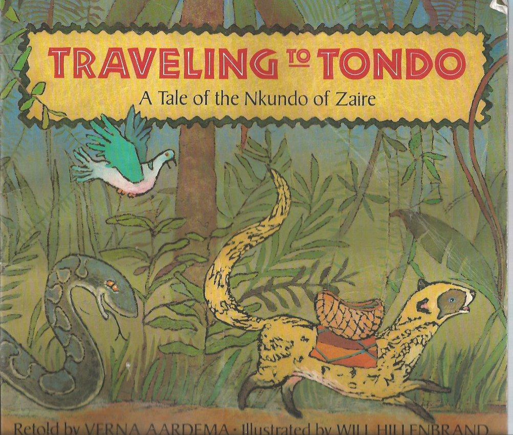 Traveling to Tondo, a Tale of the Nkundo of Zaire