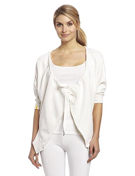 Amazon.com: Lole Amy de la mujer chaqueta de punto chamarra ...