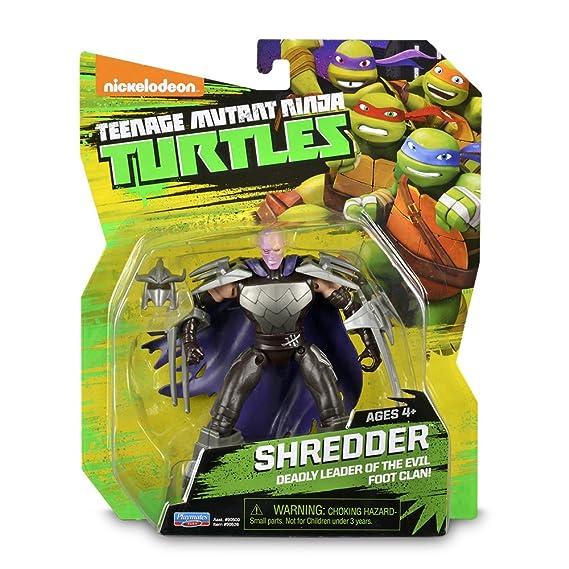 Tortugas Ninja - Shredder (Giochi Preziosi TUA01111): Amazon ...