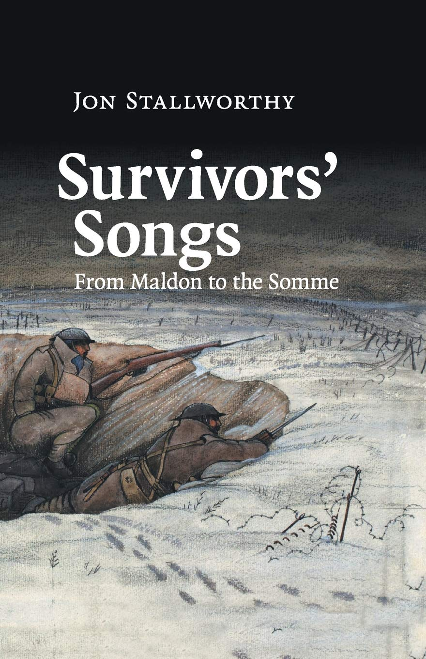 Survivors Songs Paperback From Maldon To The Somme Amazon