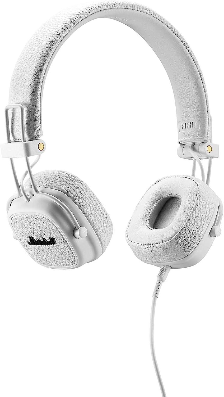 Marshall Major II On-Ear Headphones, White - Discontinued