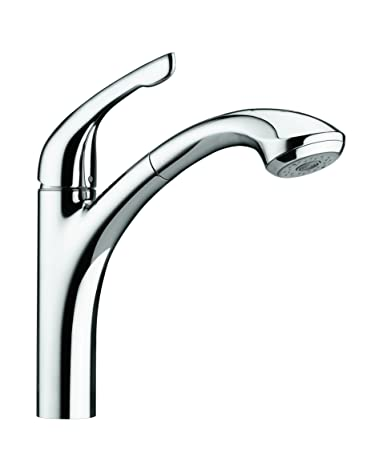 Hansgrohe 04076001 Allegro E Kitchen Faucet, Chrome - Touch On ...