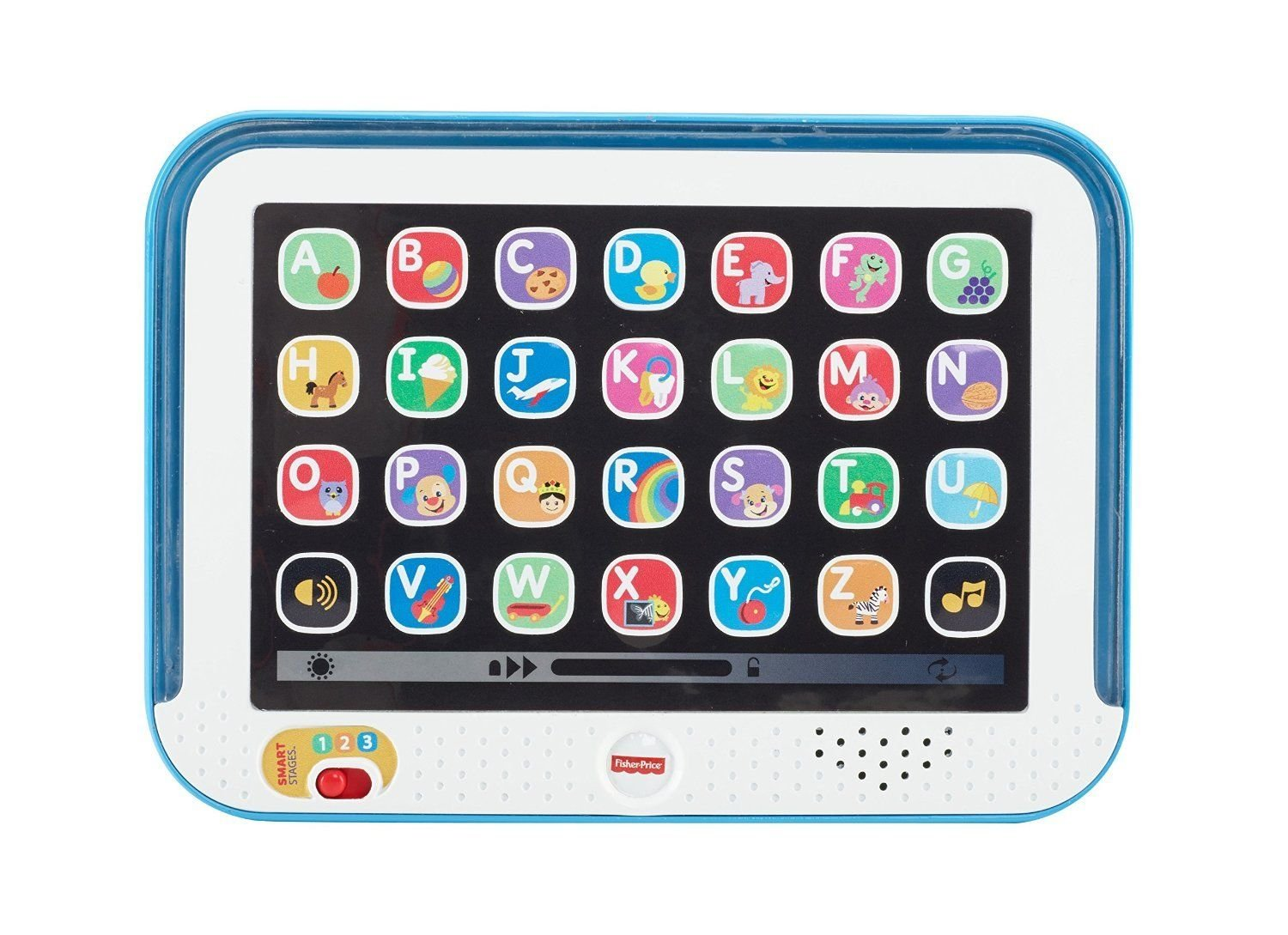Best kids tablets. Fishcer price laugh and learn tablet.