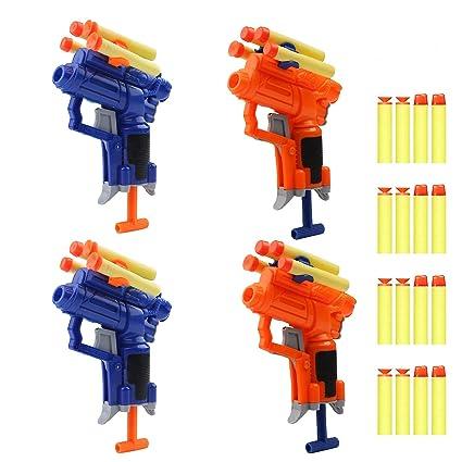 Fun Nerf Gun Style for Kids Parties Ultra Shot Foam Dart Gifts /& Indoor Play!