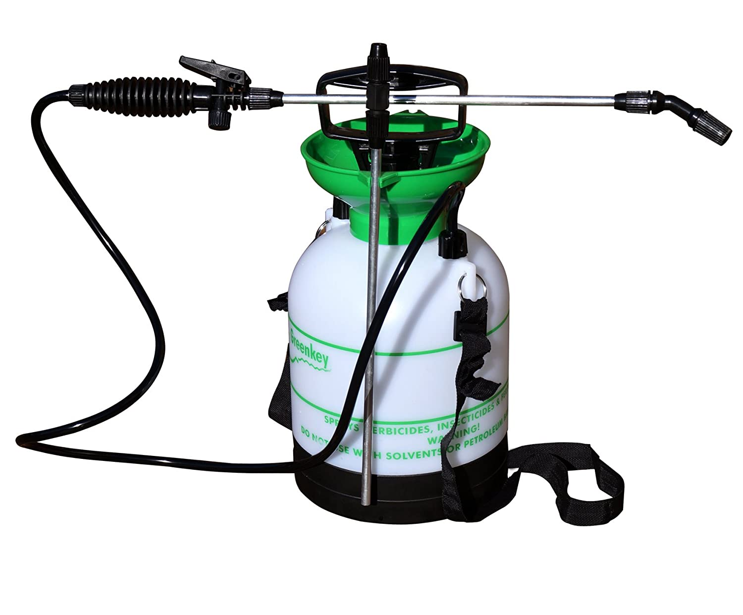 Greenkey 1.5 Litre Hand Pressure Sprayer Greenkey Garden and Home Ltd 121