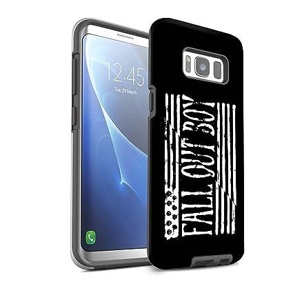 STUFF4 phone Case/Cover/Skin/sg-3dtbg/llavero banda Logo ...