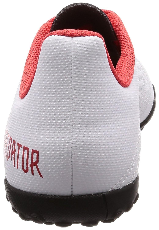 competitive price 1d62c 95efc Adidas Predator Tango 18.4 TF J, Botas de fútbol Unisex Adulto, Blanco ( Ftwbla Negbas Correa 000), 38 2 3 EU  Amazon.es  Zapatos y complementos