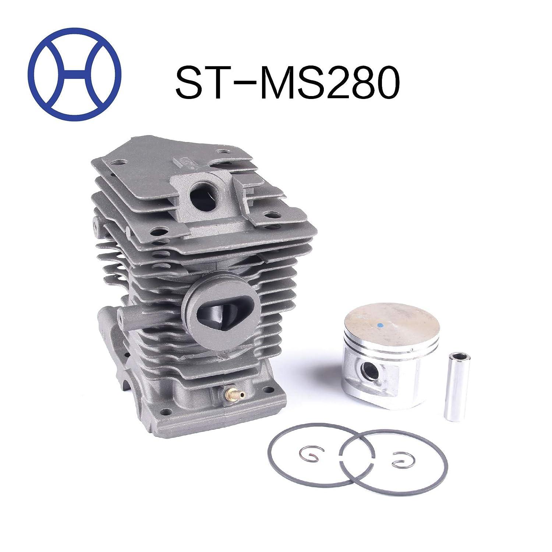 Amazon.com: Hairun STIHL MS280 - Kit de pistón cilíndrico ...