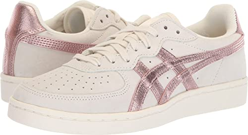 cheap quality best price Onitsuka Tiger by Asics Women's GSM¿ Cream/Rose Water 12 B ...