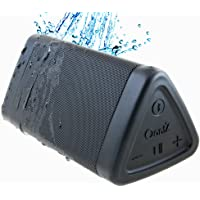 Cambridge SoundWorks The OontZ Angle 3 Waterproof Wireless Bluetooth Speaker (Black)