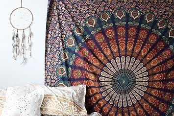 large buddhist mandala tapestry hippie hippy wall hanging beach throw bohemian tapestries beach sheet mandala tapestries
