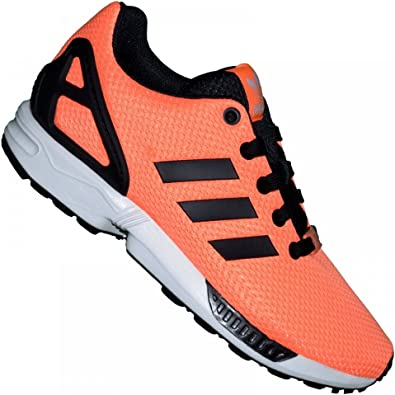 adidas - Basket Running - Femme - ZX Flux 01 M19388 - Orange ...