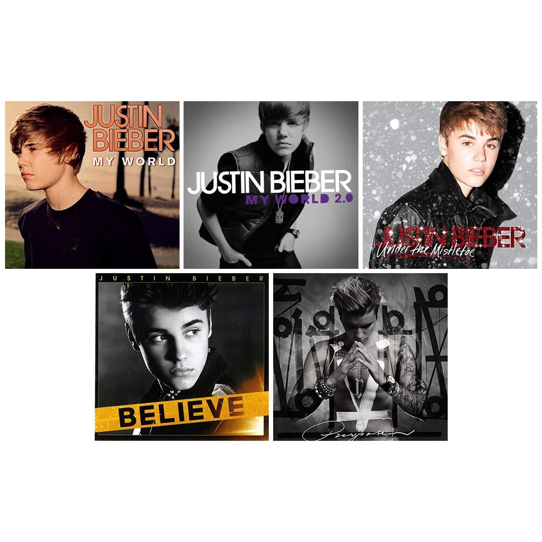 justin bieber all albums download free
