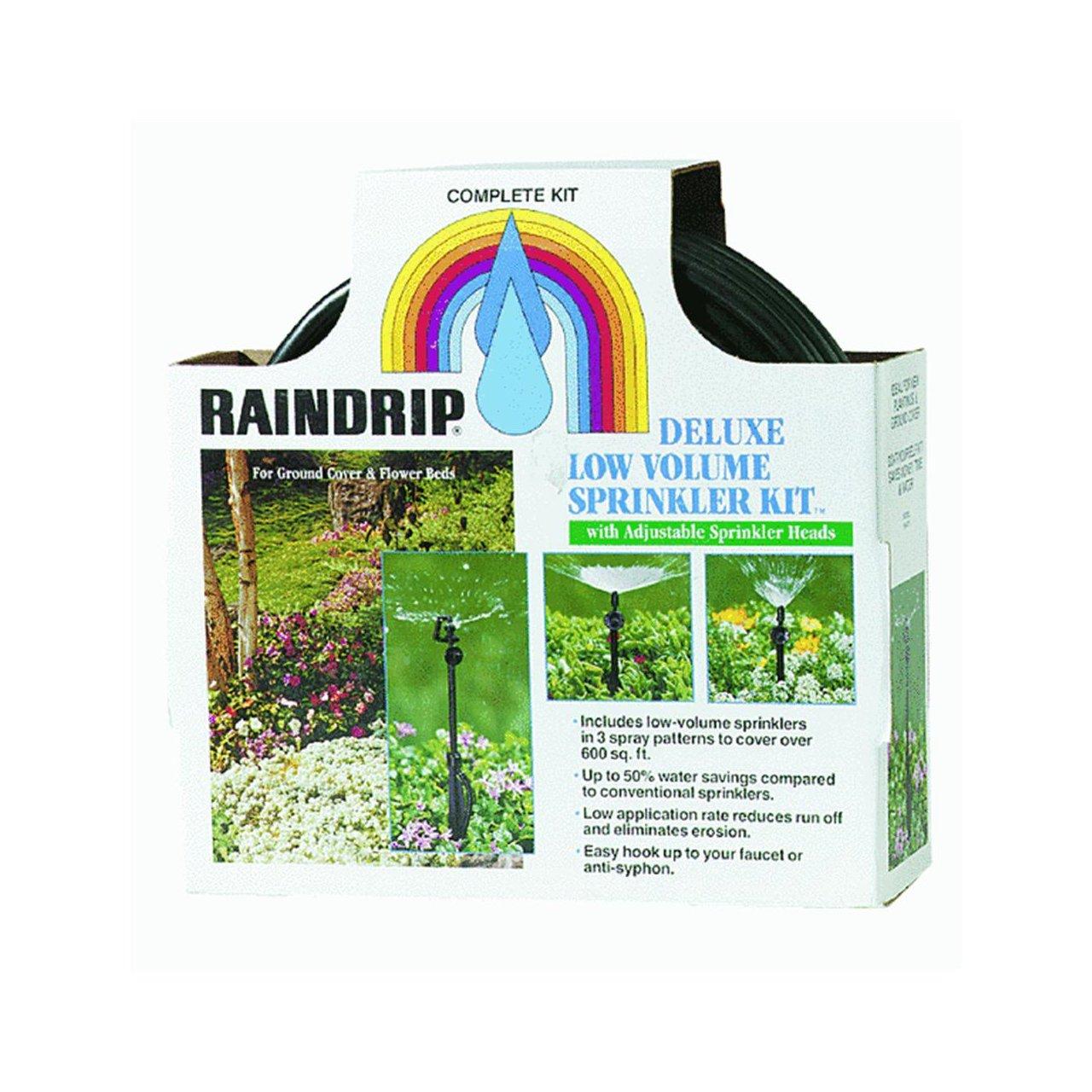 Raindrip R547DP Low-Flow Sprinkler Kit