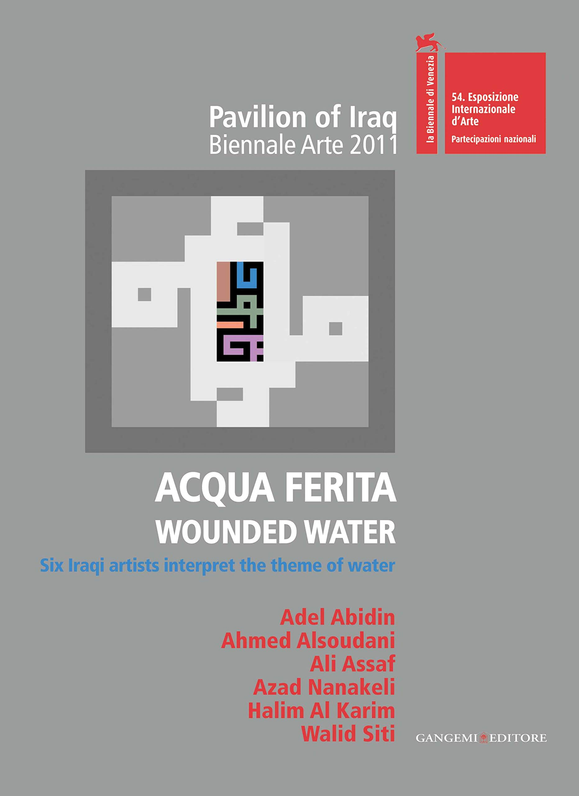 Download Wounded Water: Six Iraqi Artists Interpret the Theme of Water pdf epub