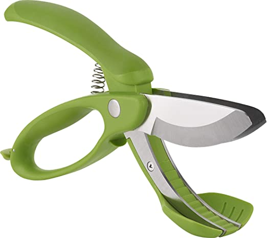 Trudeau Toss and Chop Salad Tongs